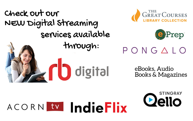 Chester Library Introduces Video Streaming Services