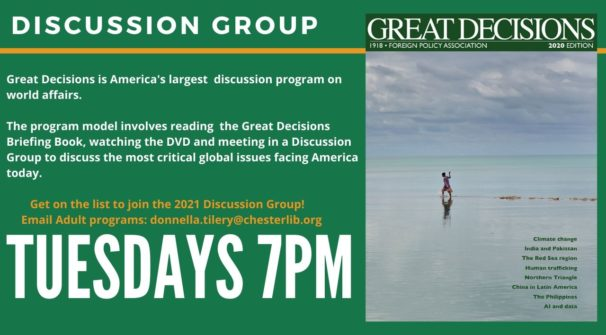 The Great Decisions program