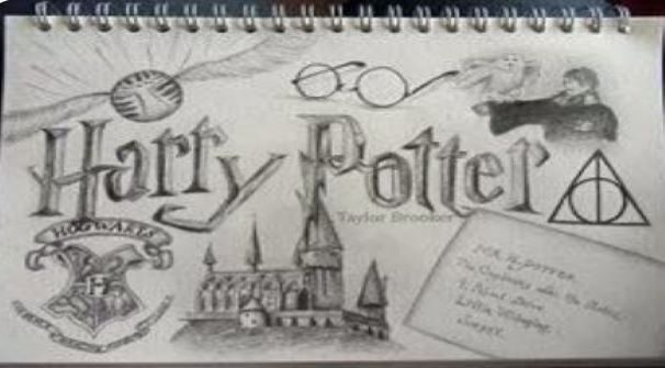 Harry Potter Art Workshop