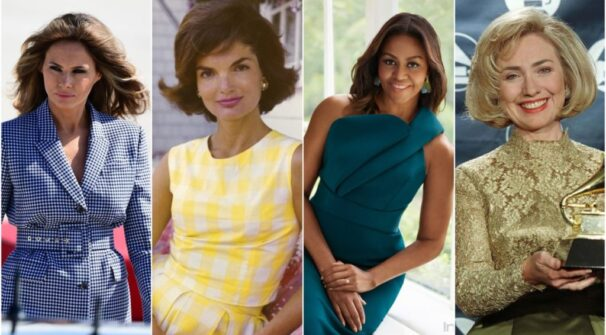 Remembering the First Ladies: From Martha Washington to Melania Trump