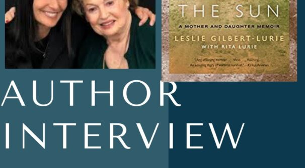 The Novel Idea: Leslie Gilbert-Lurie,Writer, Lawyer, Human Rights Advocate