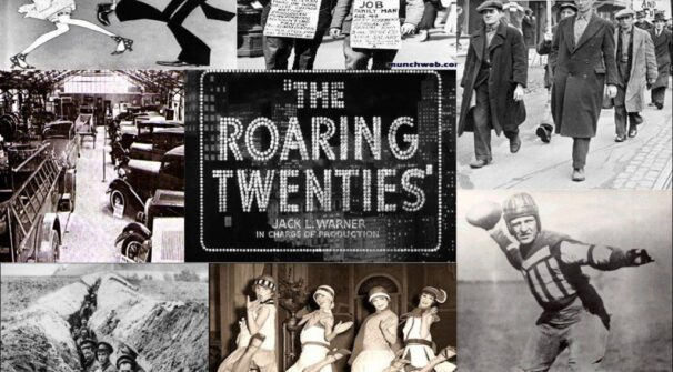The Roaring Twenties with Jason Scappaticci, Associate Dean