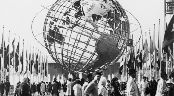 Exploring the World's Fair History with Jason Scappaticci, Associate Dean