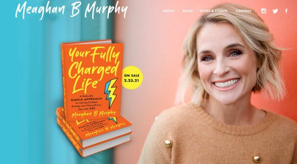 The Novel Idea, Author Interview: Meaghan B Murphy – Your Fully Charged Life